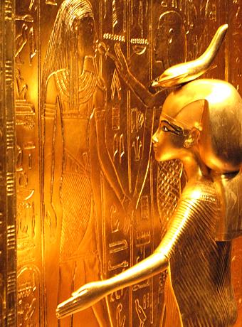 """Estrellas y Dioses se unen para decirte cómo eres,  en el maravilloso """"Horóscopo Egipcio"""""""